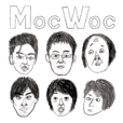 MocWoc Official Sticker