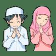 Muslim Couple : Ramadan
