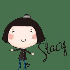 Stacy 動ㄘ 動ㄘ