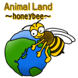 Animal Land - Bee - in English