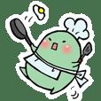 パステル豆太(お口にチャック)