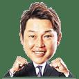 Arai takahiro zenryoku sticker! 2nd