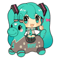 HATSUNE MIKU X RODY Traditional Chinese