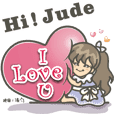 Hi ! Jude