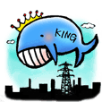 THE KING WHALE