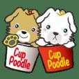 Cup Poodles