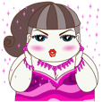Pretty Chubby girl : Susie 3 (Eng)