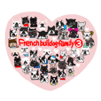 French bulldog family3