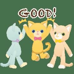 うごく!PRINCE CATスタンプ
