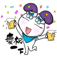 Happy Ambassador Bunny Winnie