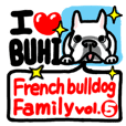 French bulldog family5