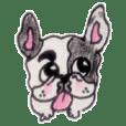 フレブル★まゆげ犬どん⑤