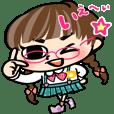 Yuzu-chan 4 years old