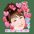 TAKAMINA Sticker