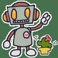 robot&cactus