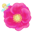 『花の癒し』