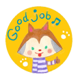 Daily English sticker