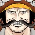 ONE PIECE 海賊&海軍スタンプ