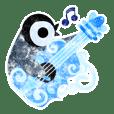 キョトンな赤ちゃんペンギン 3