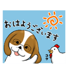 カズさんは癒し犬2~敬語~