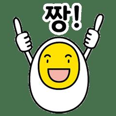 たまごのたまぼん 韓国語
