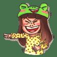 Froggie Stephanie