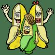 ふたごバナナ3