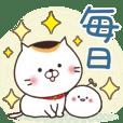 Beckoning cat & Comaru Daily use