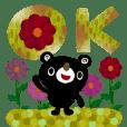 BURAKUMA&Flowers