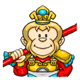 Chinese monkey king
