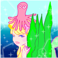 Beautiful and elegant mermaid Princess 6