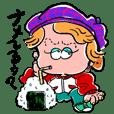 MINOMO MARIKA's Droll Sticker
