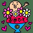 セットパック とにかくお花