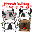 French bulldog family8