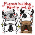 French bulldog family7