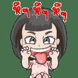 Noo Nana Lovely, Big Stickers