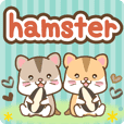 Natural hamster gentle daily english