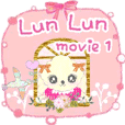 "toy poodle ""LUNLUN""-movie- English 1"