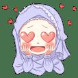 Hijab Princess (Muslim Kawaii Girl)