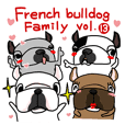 French bulldog family13