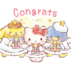SANRIO CHARACTERS (Angels)