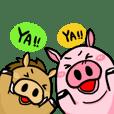 肥豬的日常