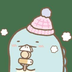 Sumikko Gurashi Winter Stickers