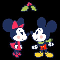 [台灣限定] 迪士尼全明星歡慶聖誕迎跨年
