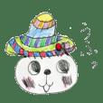小学校1年生作 pandaのぱんちゃん