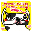 French bulldog family15