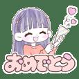 MINAMI stickers for MINAMIN