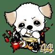 Shih Tzu Dog444(Sticker useful for me)