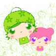 Seaonal love fairies Aro & Ami(Spring)