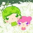 Seaonal love fairies Aro & Ami(Spring)